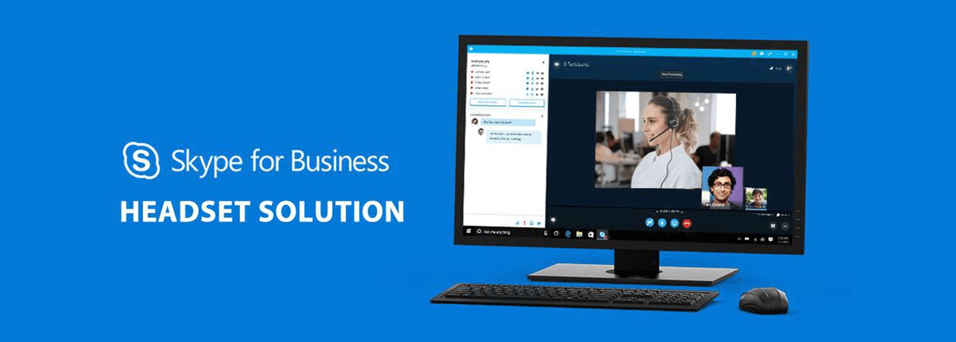 VT6909 Skype dành cho doanh nghiệp